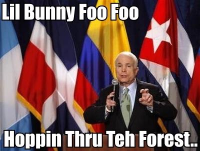 funny John McCain lol lolpoli lolpic